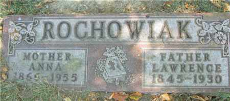ROCHOWIAK, LAWRENCE - Lucas County, Ohio | LAWRENCE ROCHOWIAK - Ohio Gravestone Photos