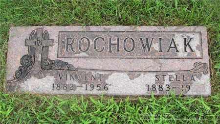 ROCHOWIAK, STELLA - Lucas County, Ohio | STELLA ROCHOWIAK - Ohio Gravestone Photos