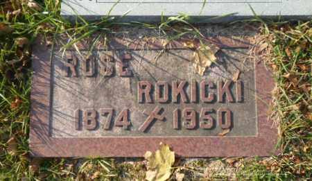 ROKICKI, ROSE - Lucas County, Ohio | ROSE ROKICKI - Ohio Gravestone Photos