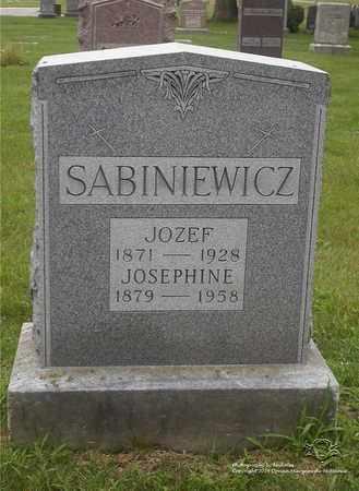 SABINIEWICZ, JOSEPHINE - Lucas County, Ohio | JOSEPHINE SABINIEWICZ - Ohio Gravestone Photos