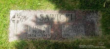 SAWICKI, PETER - Lucas County, Ohio | PETER SAWICKI - Ohio Gravestone Photos