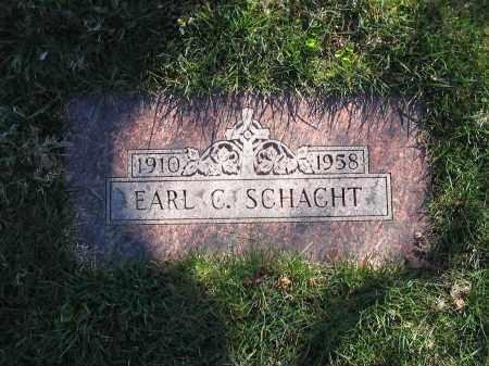 SCHACHT, EARL - Lucas County, Ohio | EARL SCHACHT - Ohio Gravestone Photos