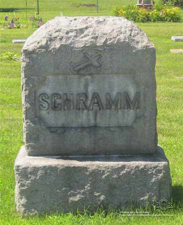 SCHRAMM, FAMILY MONUMENT - Lucas County, Ohio | FAMILY MONUMENT SCHRAMM - Ohio Gravestone Photos