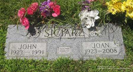 SICIARZ, JOAN - Lucas County, Ohio | JOAN SICIARZ - Ohio Gravestone Photos