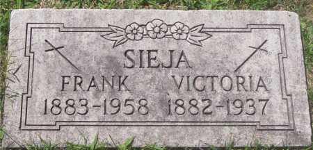 SIEJA, VICTORIA - Lucas County, Ohio   VICTORIA SIEJA - Ohio Gravestone Photos