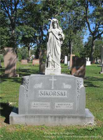 SIKORSKI, MARYANNA - Lucas County, Ohio | MARYANNA SIKORSKI - Ohio Gravestone Photos