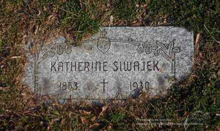WALINTOWSKI SIWAJEK, KATHERINE - Lucas County, Ohio | KATHERINE WALINTOWSKI SIWAJEK - Ohio Gravestone Photos