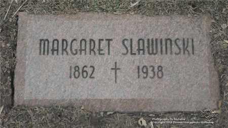 SLAWINSKI, MARGARET - Lucas County, Ohio | MARGARET SLAWINSKI - Ohio Gravestone Photos
