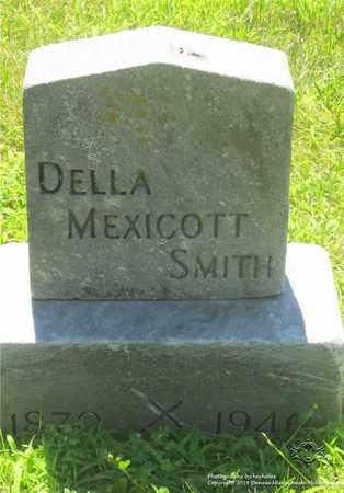 SMITH, DELLA - Lucas County, Ohio | DELLA SMITH - Ohio Gravestone Photos