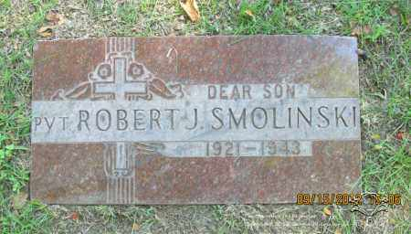 SMOLINSKI, ROBERT J. - Lucas County, Ohio   ROBERT J. SMOLINSKI - Ohio Gravestone Photos