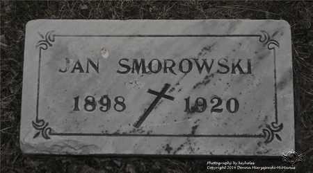 SMOROWSKI, JAN - Lucas County, Ohio   JAN SMOROWSKI - Ohio Gravestone Photos