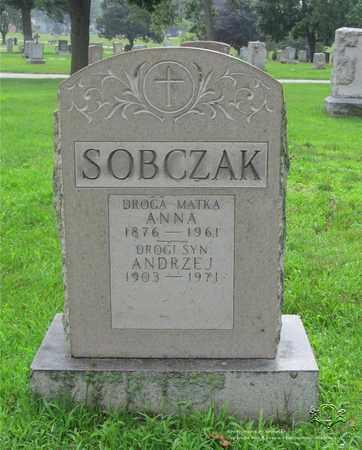 SOBCZAK, ANDRZEJ - Lucas County, Ohio | ANDRZEJ SOBCZAK - Ohio Gravestone Photos