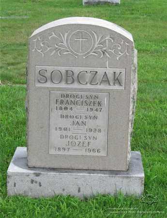 SOBCZAK, JOZEF - Lucas County, Ohio   JOZEF SOBCZAK - Ohio Gravestone Photos