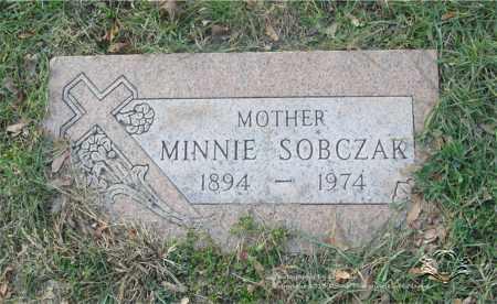 SOBCZAK, MINNIE - Lucas County, Ohio | MINNIE SOBCZAK - Ohio Gravestone Photos