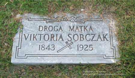 SOBCZAK, VIKTORIA - Lucas County, Ohio | VIKTORIA SOBCZAK - Ohio Gravestone Photos