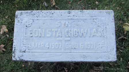 STACHOWIAK, LEON - Lucas County, Ohio | LEON STACHOWIAK - Ohio Gravestone Photos