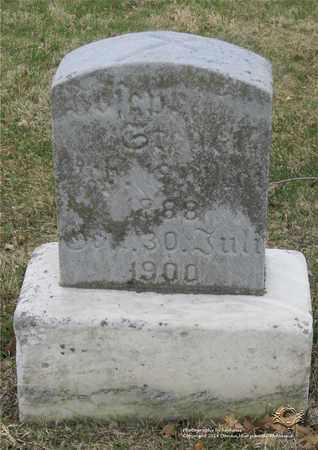 STAGER, JOSEPH - Lucas County, Ohio | JOSEPH STAGER - Ohio Gravestone Photos