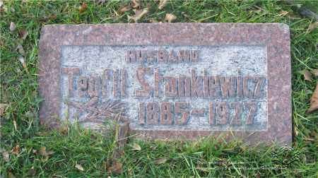 STANKIEWICZ, TEOFIL - Lucas County, Ohio | TEOFIL STANKIEWICZ - Ohio Gravestone Photos
