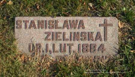 JASKOWIAK ZIELINSKA, STANISLAWA - Lucas County, Ohio | STANISLAWA JASKOWIAK ZIELINSKA - Ohio Gravestone Photos