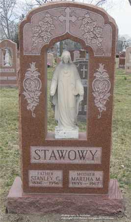 STAWOWY, STANLEY C. - Lucas County, Ohio | STANLEY C. STAWOWY - Ohio Gravestone Photos