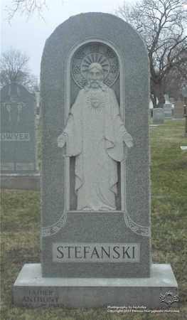 STEFANSKI, ANTHONY - Lucas County, Ohio | ANTHONY STEFANSKI - Ohio Gravestone Photos
