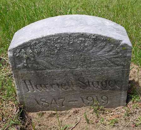 STOVER, HARRIETT - Lucas County, Ohio | HARRIETT STOVER - Ohio Gravestone Photos