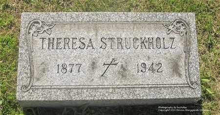 STRUCKHOLZ, THERESA - Lucas County, Ohio | THERESA STRUCKHOLZ - Ohio Gravestone Photos