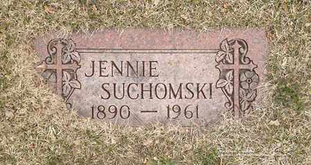 SUCHOMSKI, JENNIE - Lucas County, Ohio | JENNIE SUCHOMSKI - Ohio Gravestone Photos