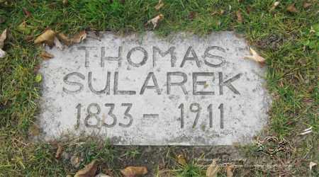 SULAREK, THOMAS - Lucas County, Ohio   THOMAS SULAREK - Ohio Gravestone Photos
