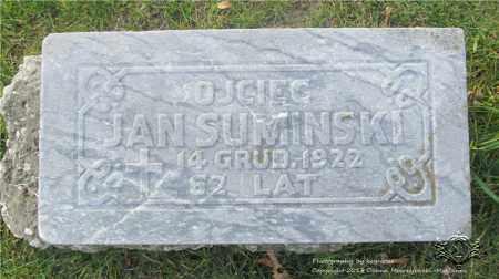 SUMINSKI, JAN - Lucas County, Ohio | JAN SUMINSKI - Ohio Gravestone Photos