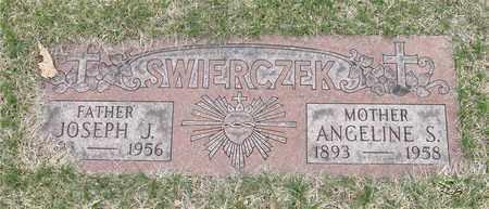 SWIERCZEK, ANGELINE - Lucas County, Ohio | ANGELINE SWIERCZEK - Ohio Gravestone Photos