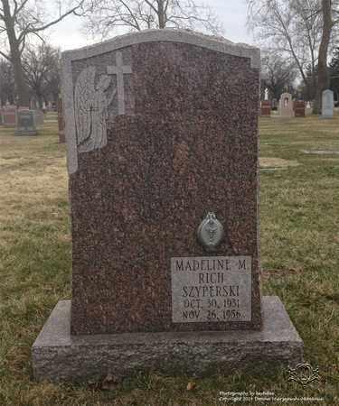 SYPERSKI, MADELINE M. - Lucas County, Ohio | MADELINE M. SYPERSKI - Ohio Gravestone Photos