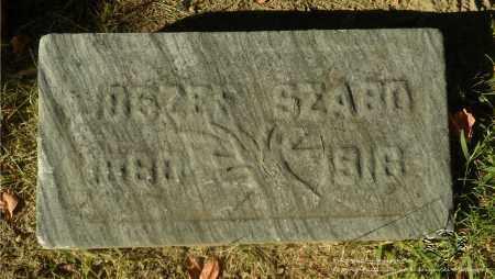 SZABO, JOZEF - Lucas County, Ohio | JOZEF SZABO - Ohio Gravestone Photos