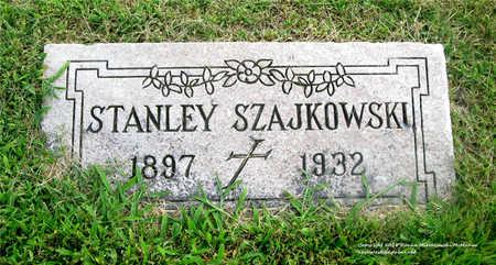 SZAJKOWSKI, STANLEY - Lucas County, Ohio | STANLEY SZAJKOWSKI - Ohio Gravestone Photos