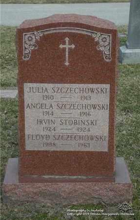 SZCZECHOWSKI, JULIA - Lucas County, Ohio | JULIA SZCZECHOWSKI - Ohio Gravestone Photos