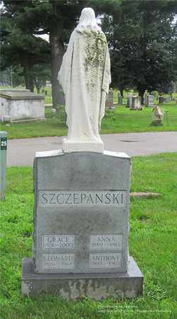 SZCZEPANSKI, LEONARD - Lucas County, Ohio | LEONARD SZCZEPANSKI - Ohio Gravestone Photos