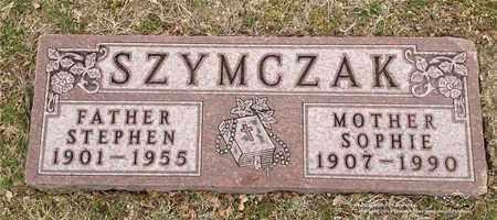 SZYMCZAK, SOPHIE - Lucas County, Ohio | SOPHIE SZYMCZAK - Ohio Gravestone Photos