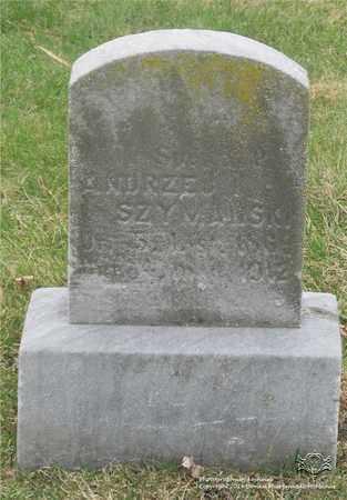 SZYMANSKI, ANDRZEJ - Lucas County, Ohio | ANDRZEJ SZYMANSKI - Ohio Gravestone Photos