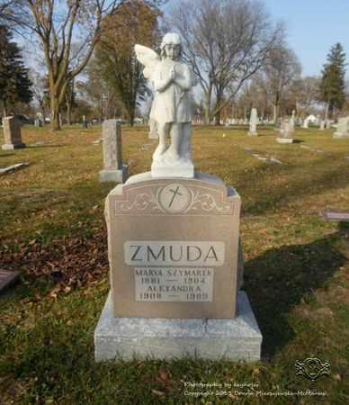 ZMUDZINSKI, ALEXANDRA - Lucas County, Ohio | ALEXANDRA ZMUDZINSKI - Ohio Gravestone Photos