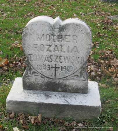 TOMASZEWSKA, ROZALIA - Lucas County, Ohio | ROZALIA TOMASZEWSKA - Ohio Gravestone Photos