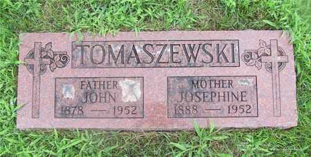TOMASZEWSKI, JOHN - Lucas County, Ohio   JOHN TOMASZEWSKI - Ohio Gravestone Photos