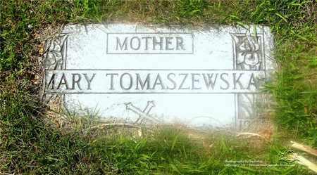 KWAPICH TOMASZEWSKA, MARY - Lucas County, Ohio   MARY KWAPICH TOMASZEWSKA - Ohio Gravestone Photos
