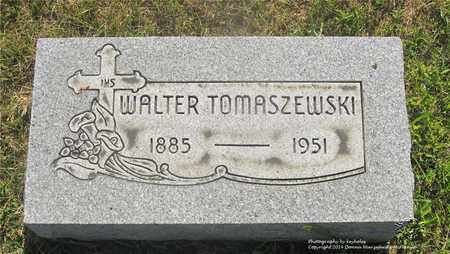 THOMAS, WALTER - Lucas County, Ohio | WALTER THOMAS - Ohio Gravestone Photos
