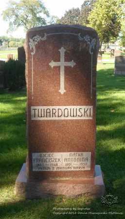 TWARDOWSKI, FRANCISZEK - Lucas County, Ohio | FRANCISZEK TWARDOWSKI - Ohio Gravestone Photos