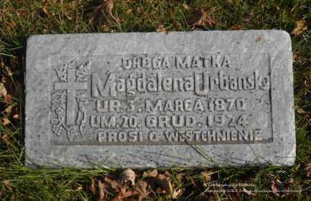 DALKA URBANSKA, MAGDALENA - Lucas County, Ohio | MAGDALENA DALKA URBANSKA - Ohio Gravestone Photos