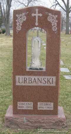 URBANSKI, VINCENT - Lucas County, Ohio | VINCENT URBANSKI - Ohio Gravestone Photos