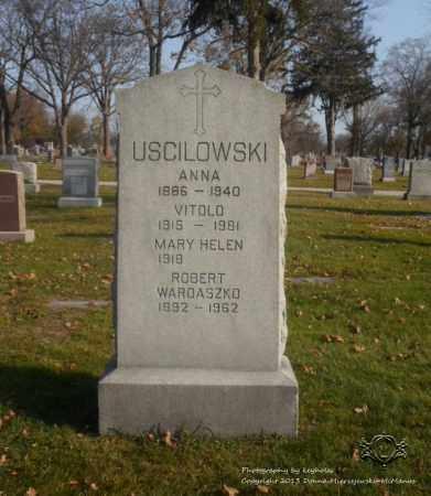USCILOWSKI, VITOLD - Lucas County, Ohio | VITOLD USCILOWSKI - Ohio Gravestone Photos