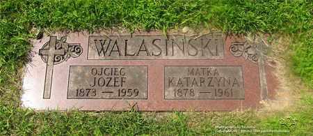 LIGOWSKI WALASINSKI, KATARZYNA - Lucas County, Ohio | KATARZYNA LIGOWSKI WALASINSKI - Ohio Gravestone Photos