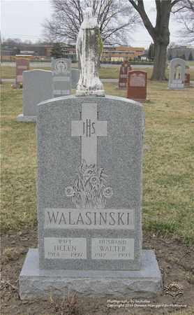 WALASINSKI, WALTER - Lucas County, Ohio | WALTER WALASINSKI - Ohio Gravestone Photos