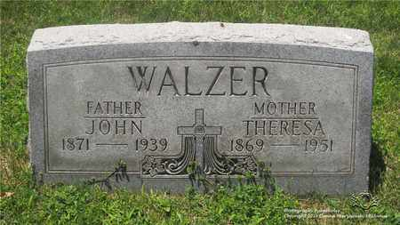 WALZER, JOHN - Lucas County, Ohio | JOHN WALZER - Ohio Gravestone Photos